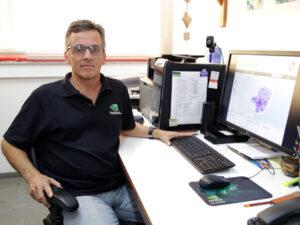 O projeto é coordenado pelo professor Jugurta Lisboa