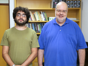 O artigo de Gabriel Abrahão e Marcos Heil foi publicado em um revista de alto impacto científico